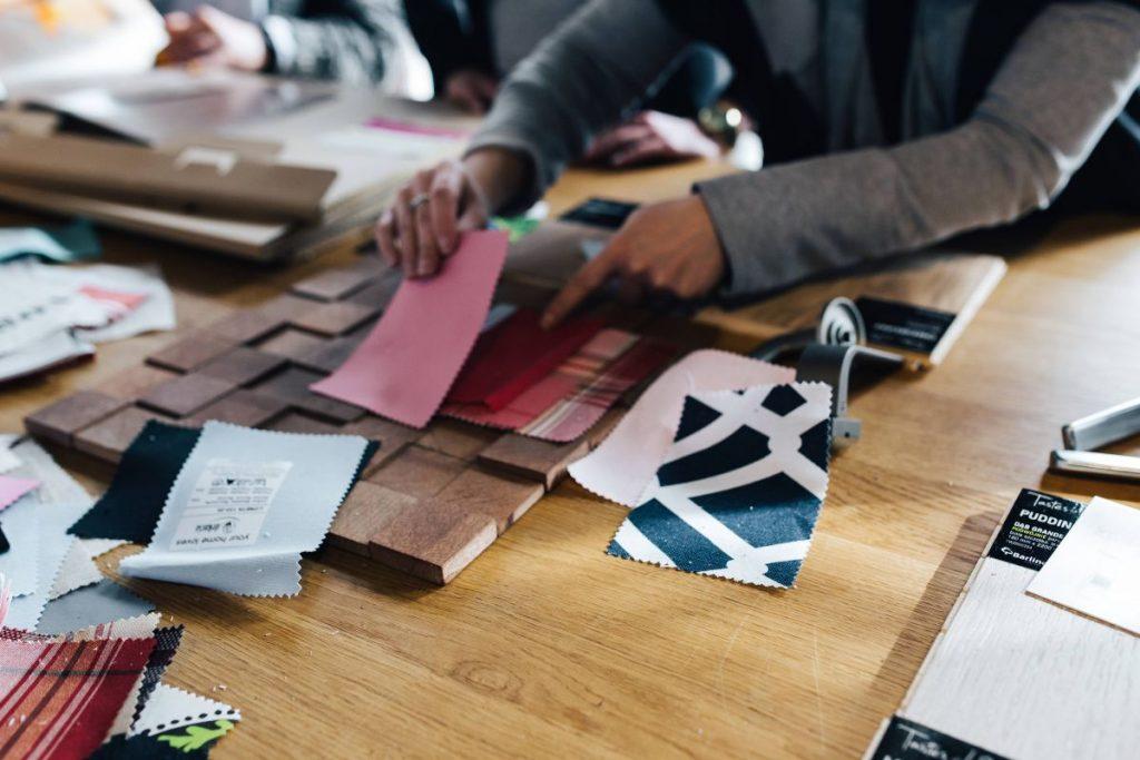Responsable projet textile