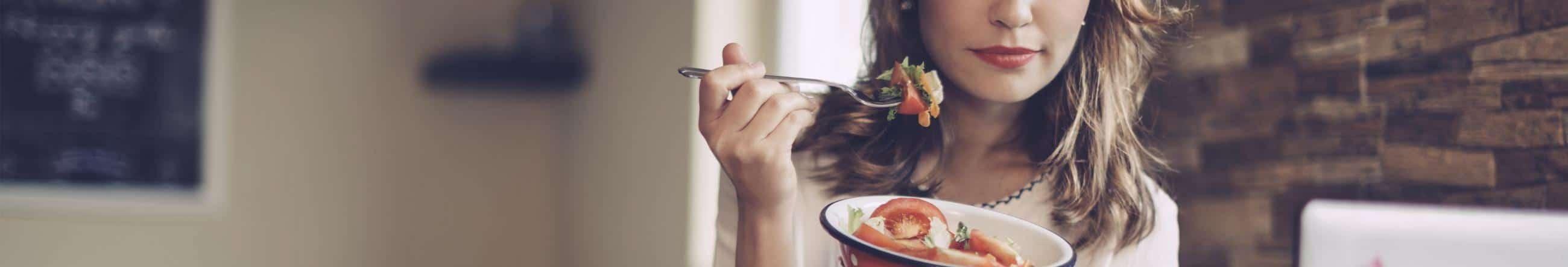 Télétravail alimentation saine