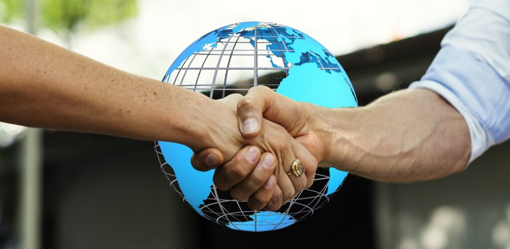 Compétence commerce international